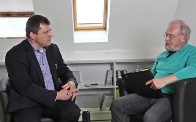 Interview Herr Peneder, DOKA Ventures
