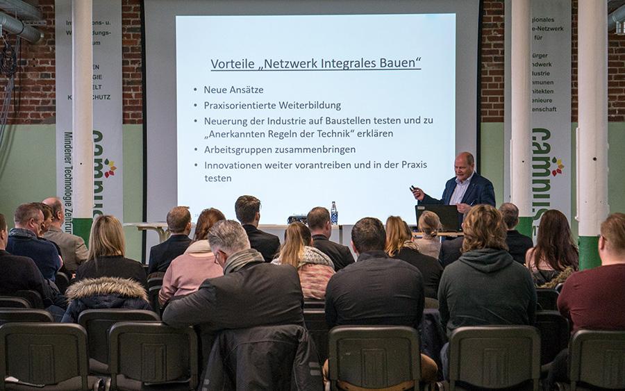 Eindrücke vom Seminar am 16.03.2018